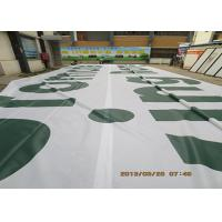 China Large Format Full Color Vinyl Banners wholesale