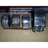 China Stainless Steel Couplings with EPDM Rubber/SML Grip Clamps/Rapid Couplings wholesale
