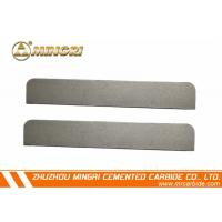 China Professional Cemented Carbide Tipped Scrapers Grade Mr10af , Mr12uf , F20 wholesale