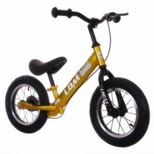 China Hot design cute children no-pedal pushbike balance bike for kids walking bike wholesale