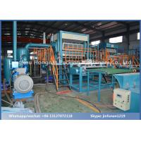China Full Automatic Used Paper Recycling Egg Tray Making Machine 4000pcs / h high speed wholesale