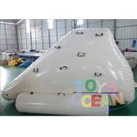 China Colored Safe  Waterproof Inflatable Outdoor Games Durable With Climbing wholesale