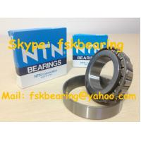 China NTN Brand Steel Cage Tapered Rolling Bearing Chrome / Carbon / Stainless Steel wholesale