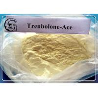 China Tren A / Finaplix H Steroids For Muscle Growth Yellow Crystalline Powder wholesale