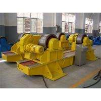 China 330000 Ibs US Pound Conventional Welding Rotator Use ABB Inverter Change Linear Speed wholesale
