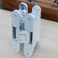 China zama hidden doors hinges adjust invisible hinge wholesale