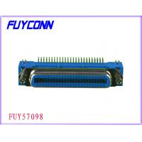 Wholesale 36 Pin Centronic PCB Right Angel Female Printer connector with Jack Screws and Board Lock from china suppliers