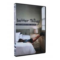 Buy cheap Home Entertainment TV Series DVD Box Sets Better Things NTSC Format For Family from wholesalers