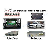 China VW GOLF7 MIB2 Vehicle Android Auto Interface With Full Touch DVD on sale