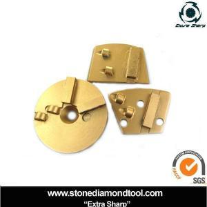 China Concrete Diamond Grinding Disc PCD Diamond Stone Floor Abrasive Tools wholesale