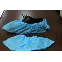 China white or blue color disposable non woven shoe cover  for home use wholesale