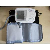 China arm type digital blood pressure monitor, CE marked on sale