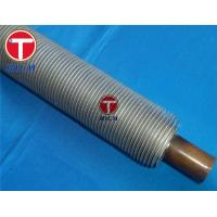 China Annealed Seamless Heat Exchanger Tubes Asme Sa179 L G Finned Aluminum Tubing wholesale