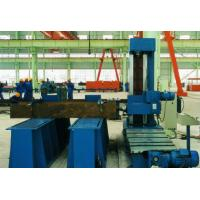 Buy cheap Column End Face Milling Machine for T - beam , H beam , Box Column in Welding from wholesalers