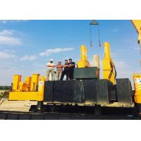 China 960T Piling Capacity Hydraulic Press In Pile Driver For Big Pile Construction wholesale