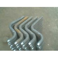 China 1 1/2'' Size 90 Degree Pipe Bend / Stainless Exhaust Bends With Alloy Steel wholesale