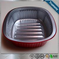 Buy cheap Food Grade Aluminum Foil Container , Food Grade Aluminium Foil Heat Resistance from wholesalers