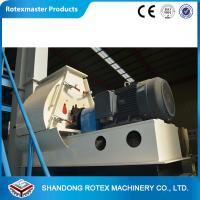 China Rotexmaster animal grain hammer mill grinder YSDF65*27 water drop type wholesale
