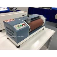 China DIN Abrasion Testing Machine For Testing Wear Resistance Of Elastic Material on sale