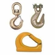 China General Overhead Lifting Hooks , Alloy Steel Popular Rigging Hooks wholesale