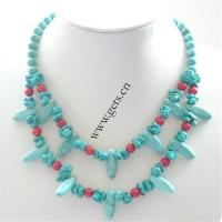 Turquoise jewelry-turquoise necklace