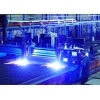 China CNC Flame Computerized Automated Plasma Cutter Hypertherm High Precision wholesale