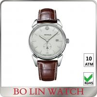 China High Class Dial Waterproof Stainless Steel Bracelet Watch With Time Keeping wholesale