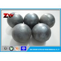 China Casting Steel Grinding Balls For Ball Mill wholesale