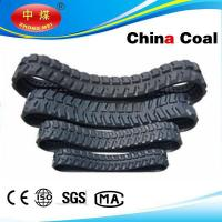 Wholesale China link belt excavator,Hydraulic Mini Excavator Rubber Track links 450 *60*90 from china suppliers