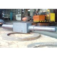 China Forged Square Shaft Open Die Forging Carbon Steel for Mining Machinery 34CrNiMo6 wholesale