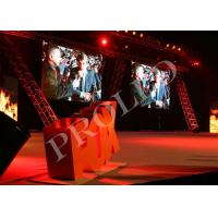 China Lightweight Stage Video Screen , High Definition Stage Screens For Concerts on sale