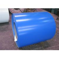 China PVDF Color coated aluminum coil 1050  coating thickness 25 - 28 micron wholesale