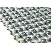 China High Grade Stainless Steel Wire Belt , Flat Wire Conveyor Belt  Honeycomb Metal wholesale