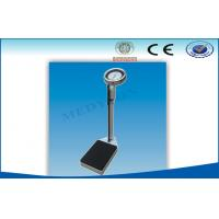 China Hospital Medical Digital Scales , Female 120kg Max Weighing Scale on sale