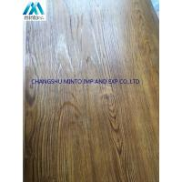 China 3D Wood Print Prepainted Galvanized Steel Coil Moisture Proof Decorative Materials wholesale
