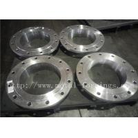 China ANSI ASME Duplex stainless steel forged flanges For Ball Valve wholesale