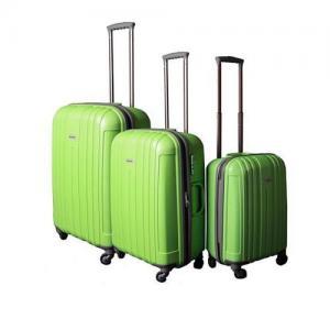 China WS 3pcs pp  luggage set on sale