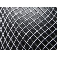 White pes yarn monofilament fishing nets hdpe knotless for for Fish nets for sale