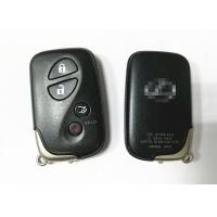 China Lexus Smart - Intelligent Key shell 4 Button Car Remote Key HYQ14ACX 3+1 B black wholesale