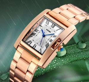 China Skmei New Elegant Fashion When in Rome Ladies Quartz Wrist Watches 1284 wholesale