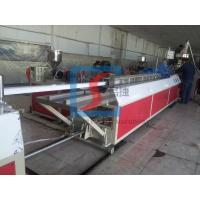 China Pvc Profile Extrusion Line , Injection Moulding Machine 20-40 mm 180-1200 mm on sale