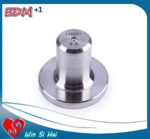 China Fanuc Wire Cut EDM Wear Parts Upper Diamond Set Guide EDM Parts F125 wholesale