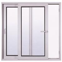 China Bending Silvery Profile Aluminum Extrusions / Kitchen Sliding Door Aluminum Structural Extrusions wholesale