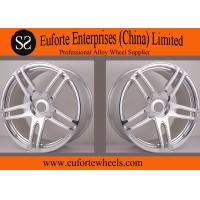 China Susha wheels-20inch Chrome Styling Forged aftermarket aluminum wheels Raw Forging Wheels wholesale
