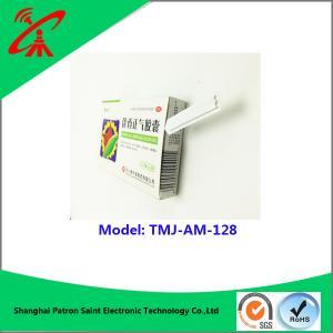 China Plastic 58khz Customized EAS AM Label Eas Insert Soft Tags Eas Soft Label wholesale