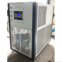 China Lab Low Temperature Refrigerated Circulate Chillers Recirculator Chilling Equipment -80 C Ethanol Chiller wholesale