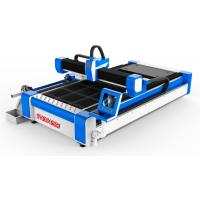 China 3D Cnc Laser Cutting Machine For Metal , 3d Laser Cutter Gantry Structure wholesale