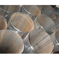 China Large diameter ERW Steel Pipe with bevelled ends and welding bead removed wholesale