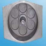 China ADC12 GM Aluminum Bracket Machine Parts For GM Motor, Automotive Engine Mounts wholesale