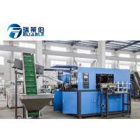 China 4 Cavities Stretch Blow Molding Machine Performance Blow Pet Making Plants wholesale